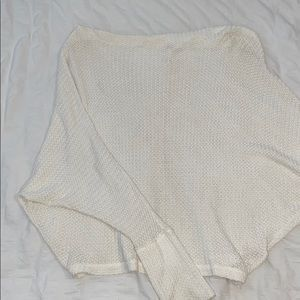 Off white free people sweater